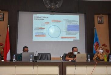 P3K2 Untad Gelar Sosialisasi Program Holistik Pembinaan dan Pemberdayaan Desa Bagi Mahasiswa