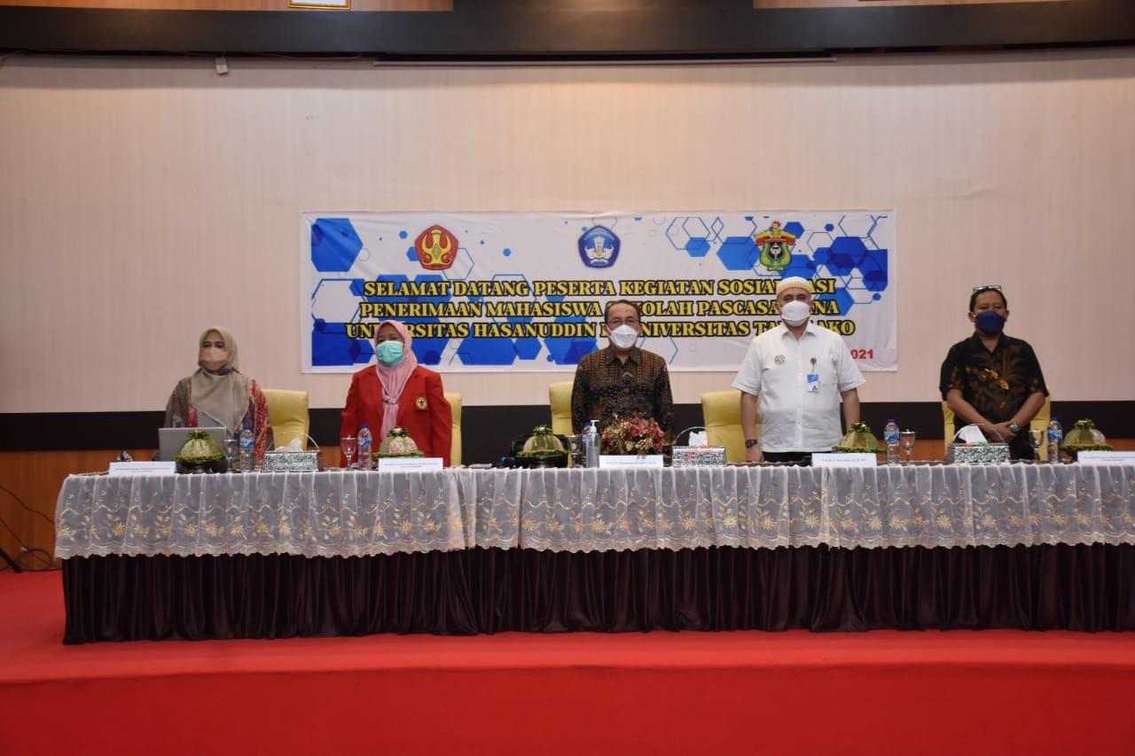 Untad & Universitas Hasanuddin Jalin Kerjasama Penyelenggaraan Program Magister S2 & Program Doktor S3