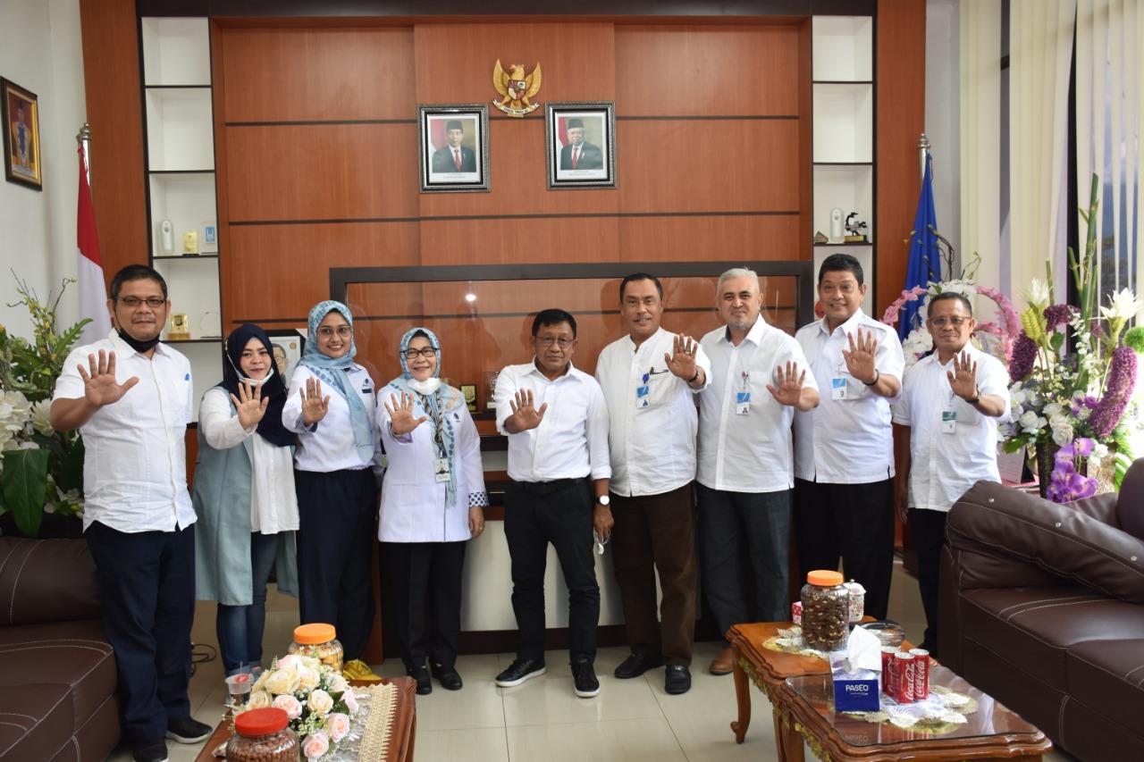 Siapkan Mahasiswa Untuk Masuk di Dunia Kerja, Balai Besar Pengembangan K3 Makassar Akan Beri Pelatihan