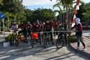 Sepeda Santai Menuju Puncak Acara Dies Natalies FISIP Ke 58
