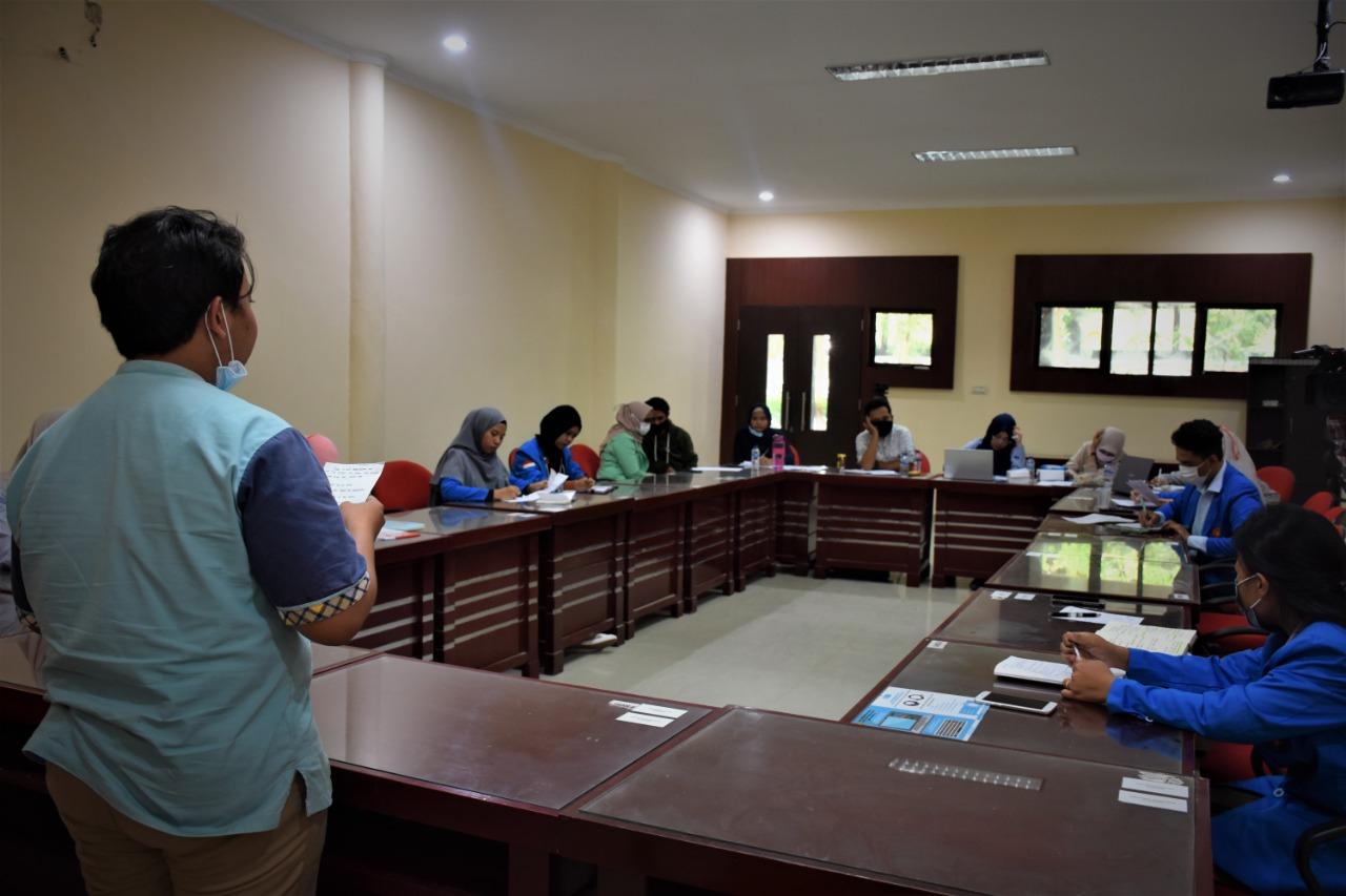 Seleksi Kompetisi Debat Mahasiswa Indonesia & NUDC Tingkat Universitas Kembali Digelar