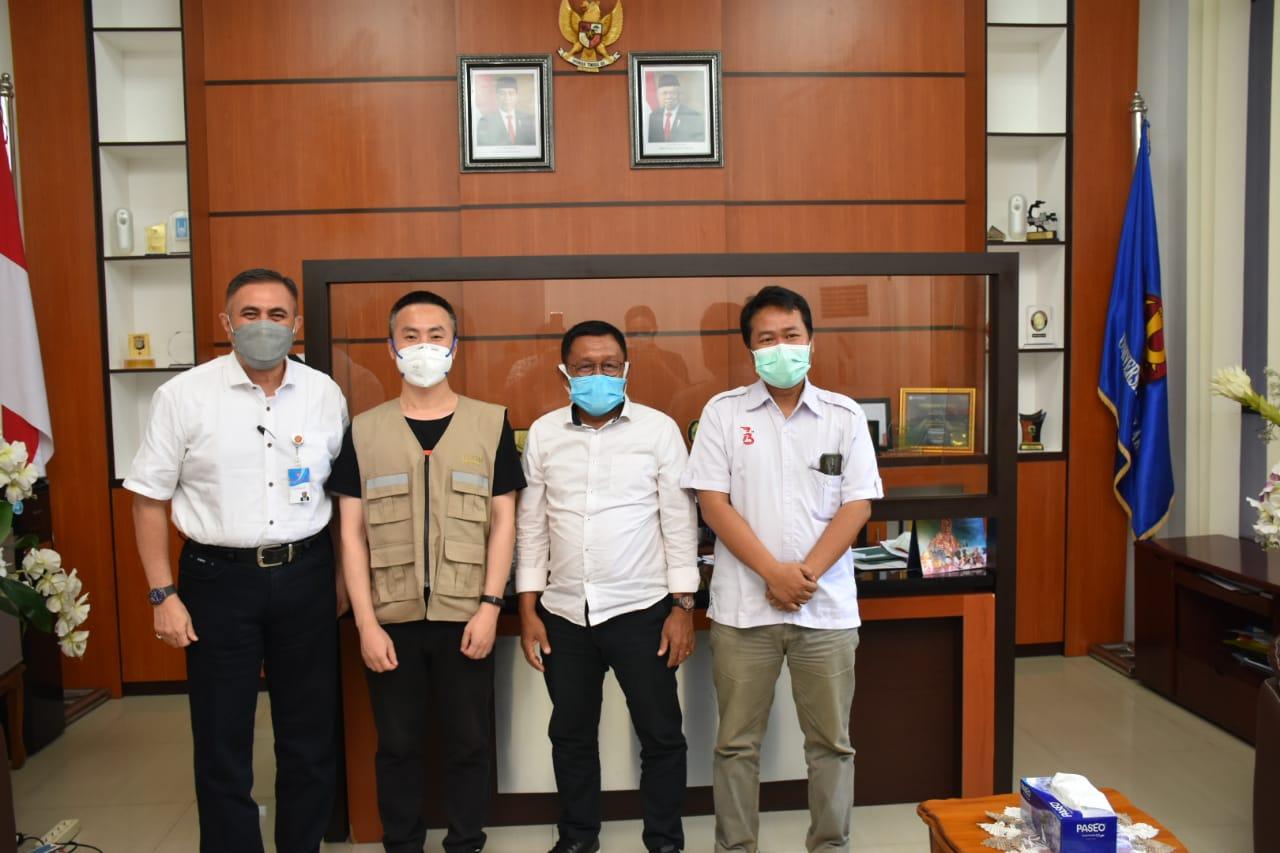 Wujudkan Program Magang MBKM, Untad Jalin Kerjasama Dengan PT IMIP