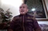 Bahas Konstitusionalisme HAM, Kuliah Umum Fakultas Hukum Untad Hadirkan Wakil Ketua Mahkamah Konstitusi RI