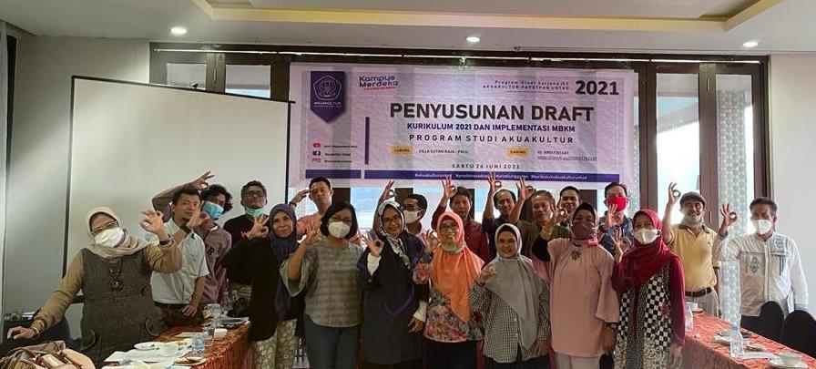 Dukung Pengembangan Potensi Daerah, Jurusan Akuakultur FAPETKAN Untad Akan buka Prodi MSP & IKL