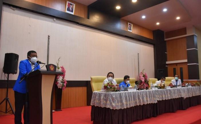 Fakultas Kedokteran Untad Gelar Pelantikan & Pengambilan Sumpah Dokter Ke – 24