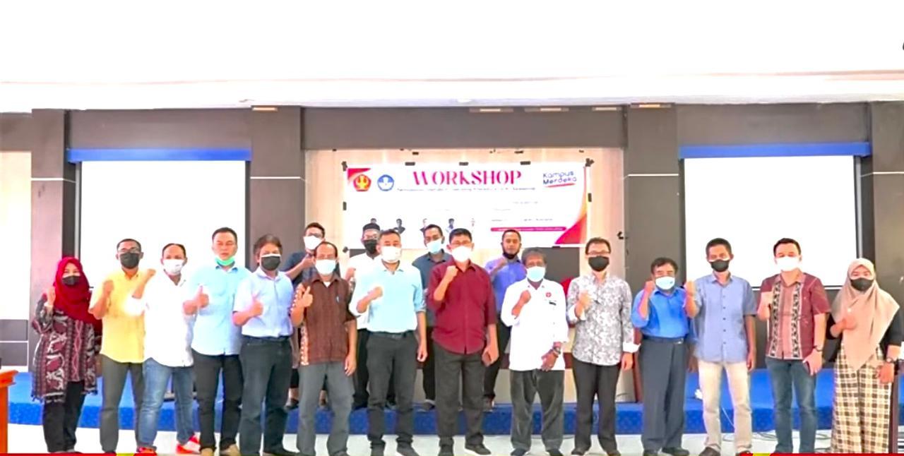 Fakultas Teknik Untad Gelar Workshop Penyusunan Standard Operating Procedure (SOP) Akademik