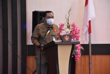 Warek Bima Buka ToT PKKMB Bagi Pengurus Lembaga Untad
