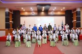 Tadulako University Held 25th Hippocratic Oath Ceremony
