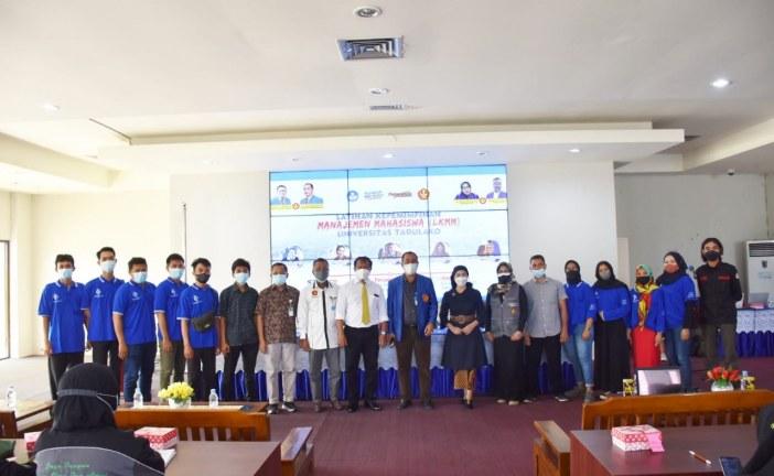 P3K2 Kemahasiswaan Untad Gelar Latihan Kepemimpinan Managemen Mahasiswa (LKMM)