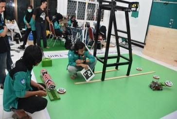Tim Robotika Untad Loloskan Tiga Wakilnya ke KRI Tingkat Nasional